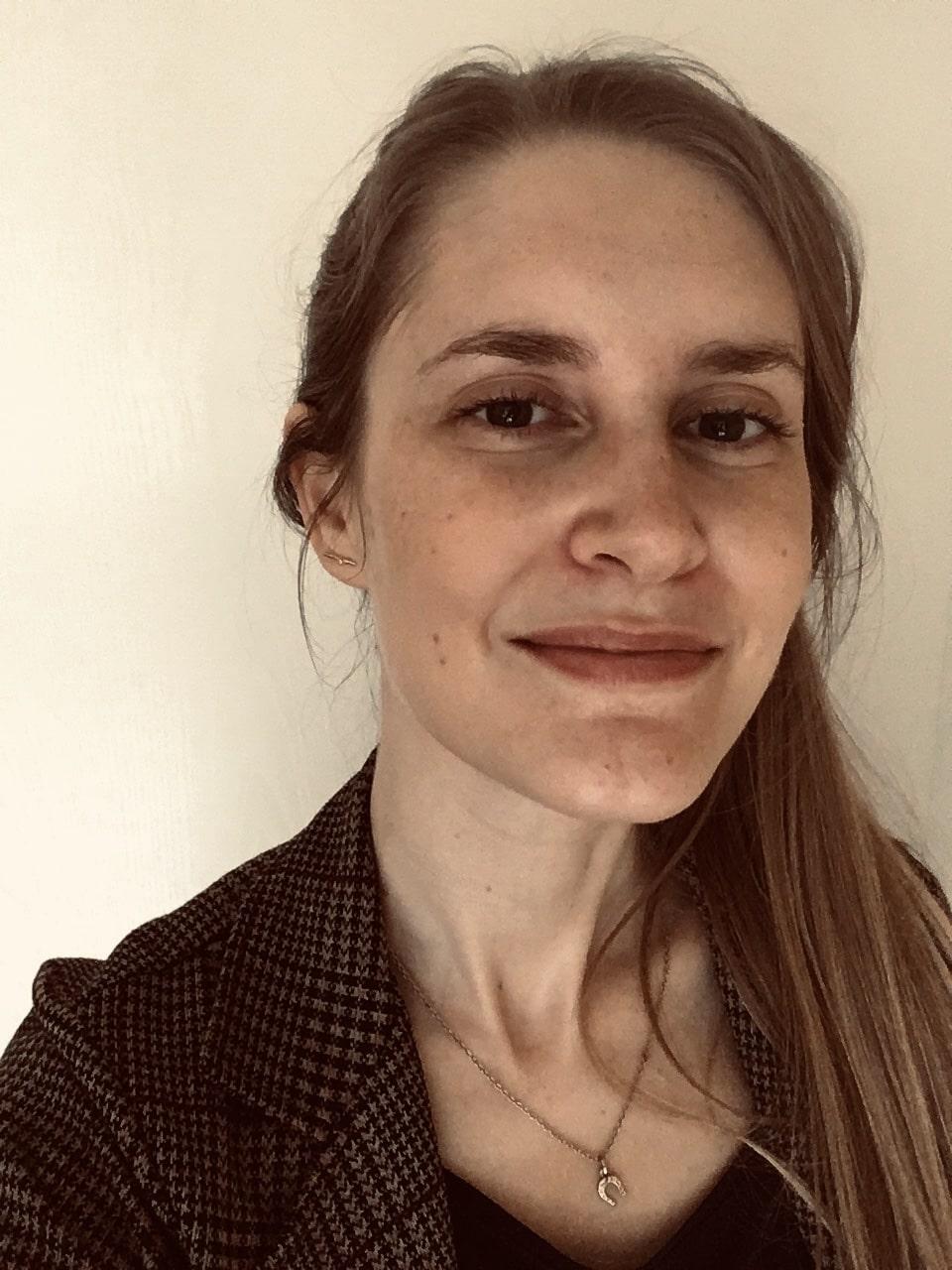 Nastassja, artiste, auteure et messagère